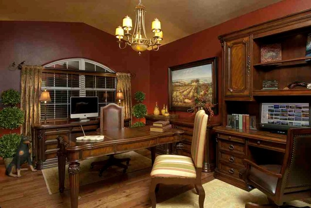 Home Offices traditional-home-office