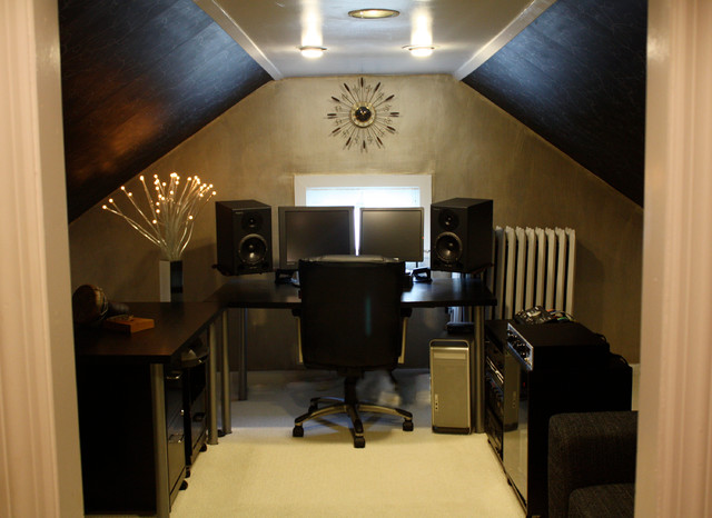 Home Studio Office Design Contemporary Home Office