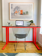 Tour a Designer's Home Workspace and Get Layout Tips
