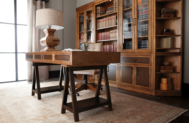 Horchow traditional-home-office
