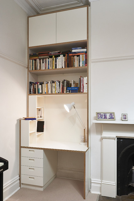 house 2022 contemporary home office library sydney by house