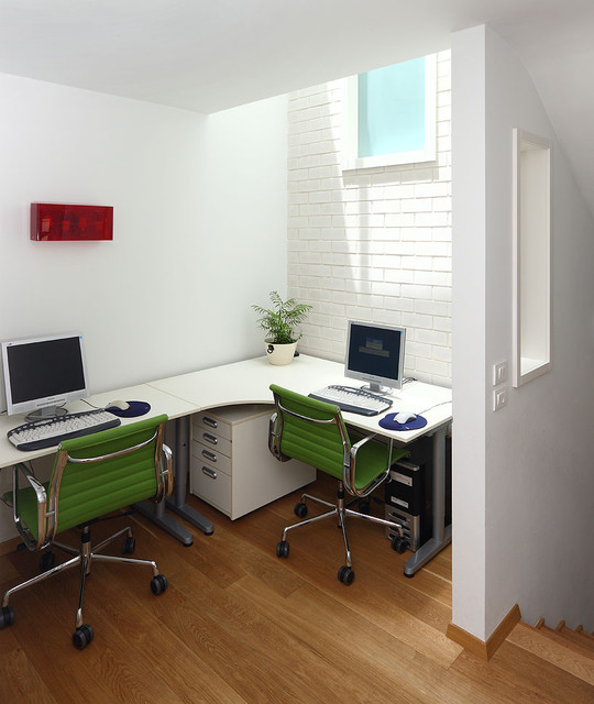 House L Modern Home Office