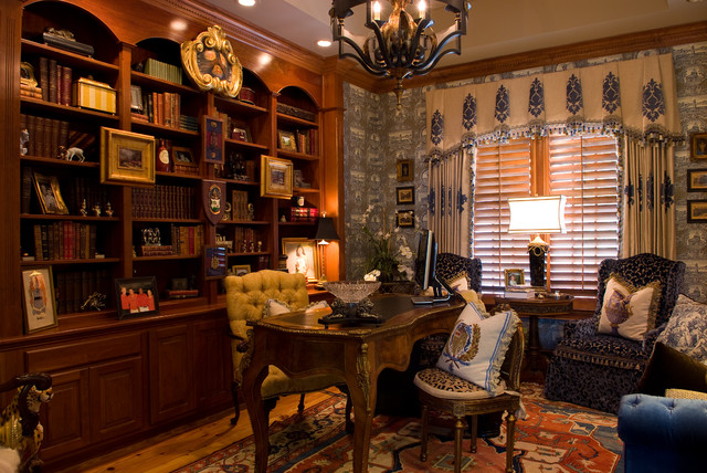 man cave home office. How To Design The Ultimate Man Cave Rustic-home-office Home Office L