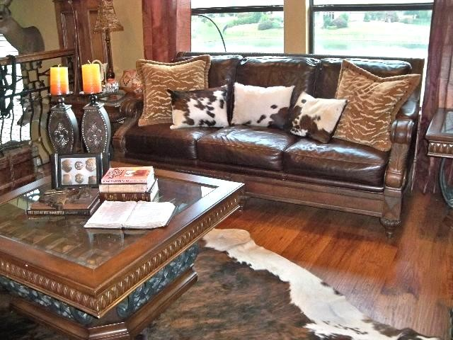 cowhide office custom outdoor seating cushions eclectic home office