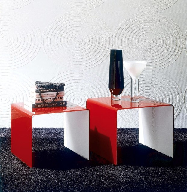 Igloo Coffee Table contemporary-coffee-tables