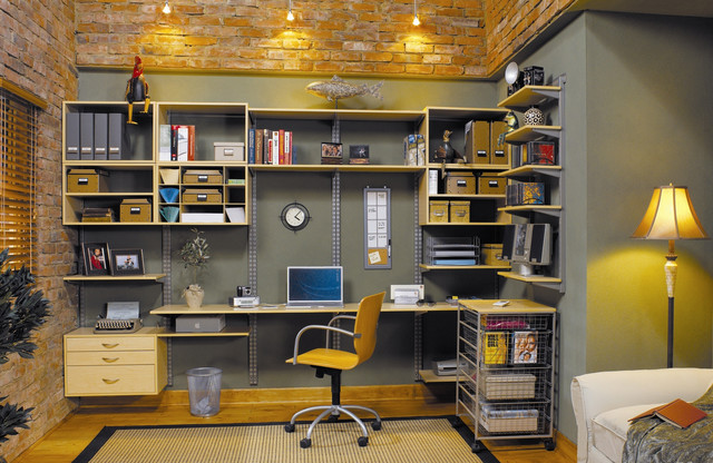 Office Home And Library