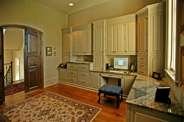 Ingleside Farms, Germantown Tn. traditional-home-office