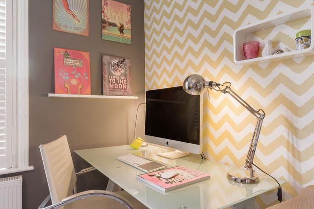 interior design bournemouth   contemporary   home office
