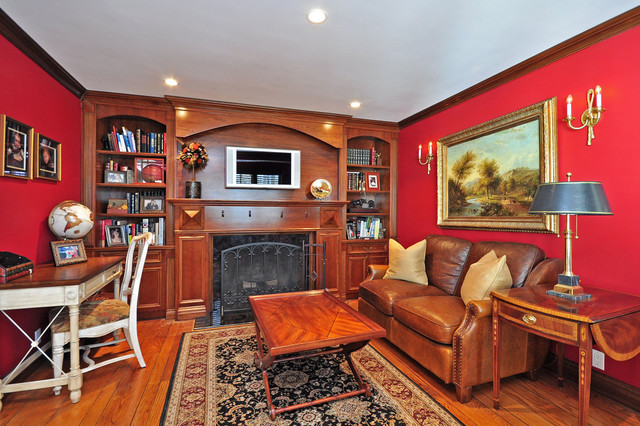 Interior Photos traditional-home-office