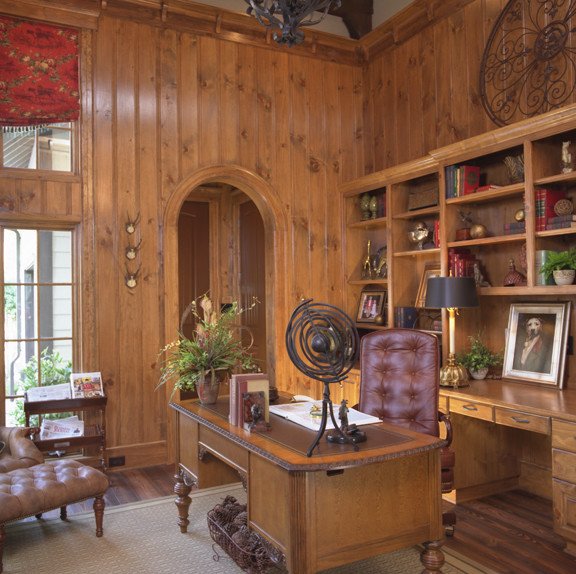 Interiors By Mimi Inc Traditional Home Office