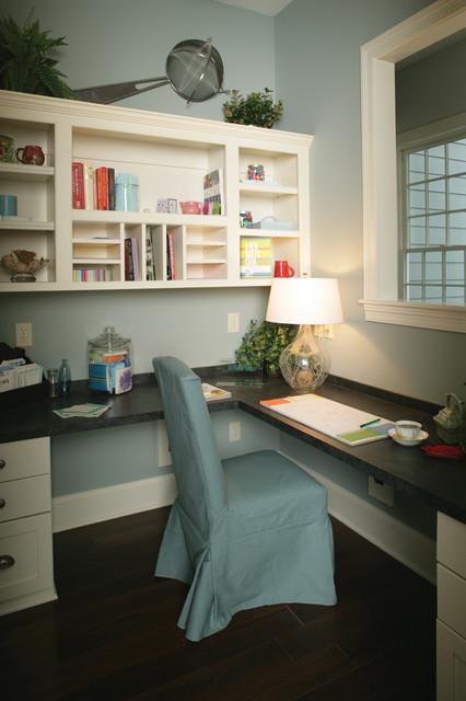 Interiors contemporary-home-office