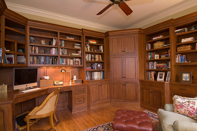 Ion Lakefront traditional-home-office