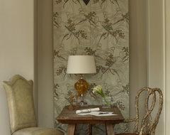J. Hirsch Interior Design Portfolio traditional-home-office