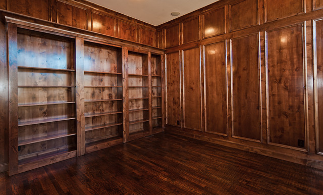 James Hurt traditional-home-office