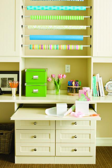 Janssen Craft Room Modern Home Office