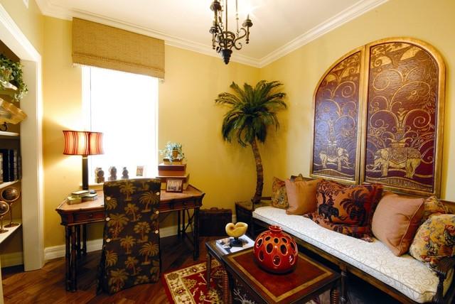 Jasmine Bay Units, Estero Florida eclectic-home-office