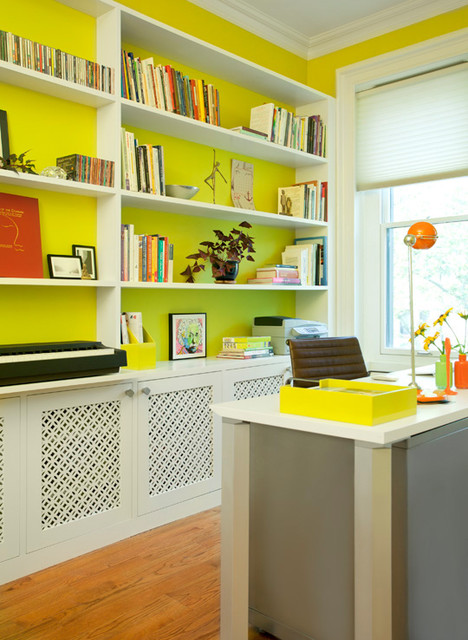 Jb Residence Office 3 Contemporary Home Office New