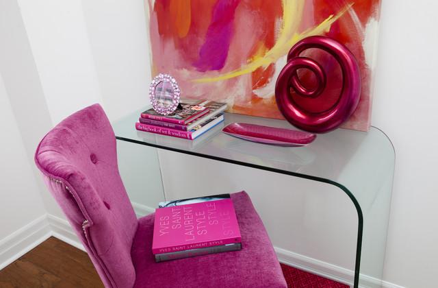 Jennifer Backstein modern-home-office