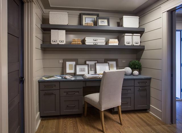 Jerome Village Lot 125 - Transitional - Home Office - Columbus - by Romanelli & Hughes Custom ...