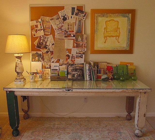 Joan Marie Ballard contemporary-home-office