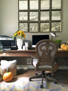Kasari Home Office Chair Rustic Home Office New York By Raymour Flanigan Furniture And Mattresses