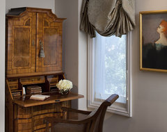 Kathy Bloodworth traditional-home-office