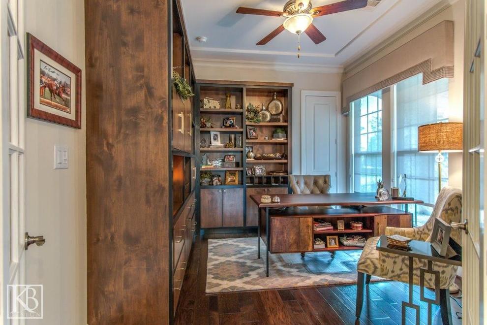 KB Design Studies & Home Office - Home Office - Houston ...