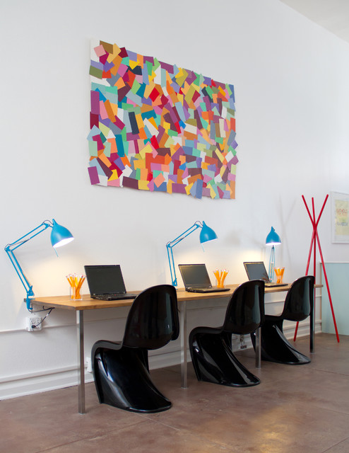 Kelly Edwards for Teen Project modern-home-office