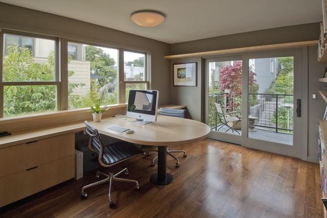 San Francisco Contemporary contemporary-home-office