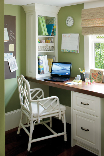 Kitchen eclectic-home-office