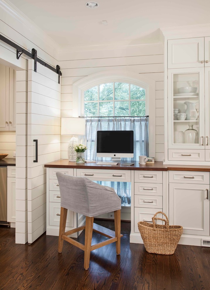 Ideas to Inspire The Perfect Dream Office in Your Kitchen