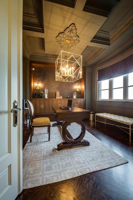 Kleinburg Private Residence modern-home-office