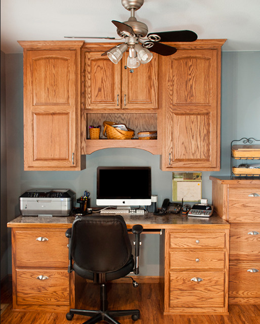 Koch Cabinets home-office