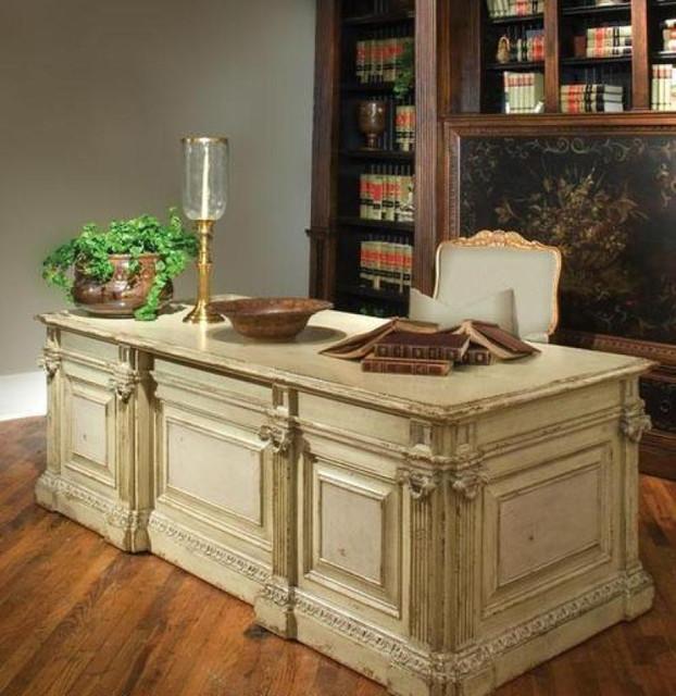 La Casa Executive Desk By Habersham Home