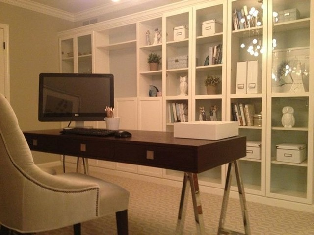 ladies office transitional home office philadelphia