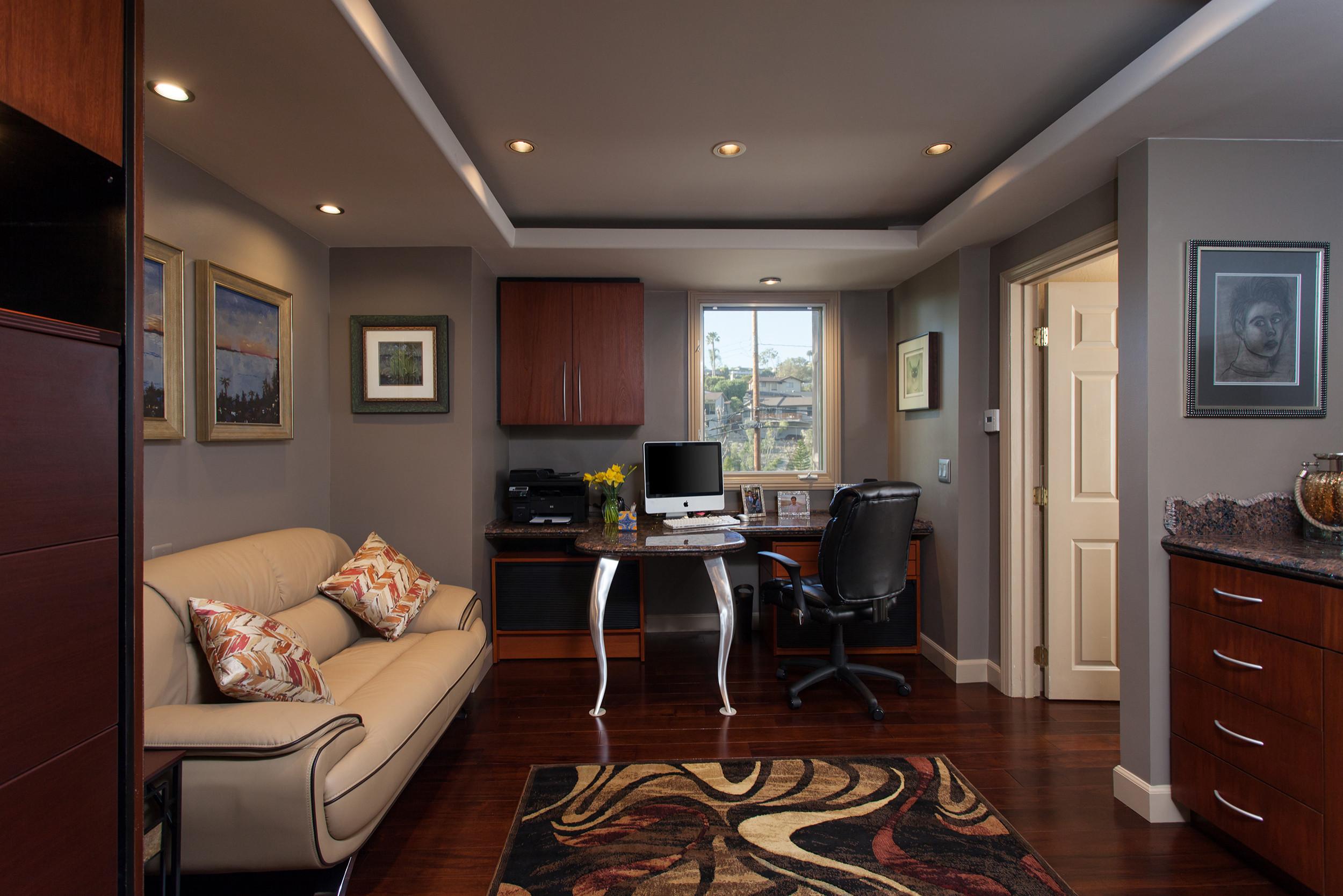Laguna Beach Home Office
