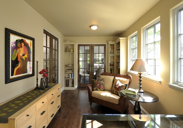 Lake Country Builders traditional home office