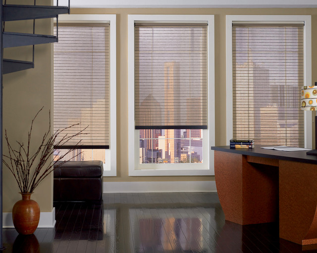 Las Vegas Window Treatments - Modern - Home Office - other metro - by House of Window Coverings