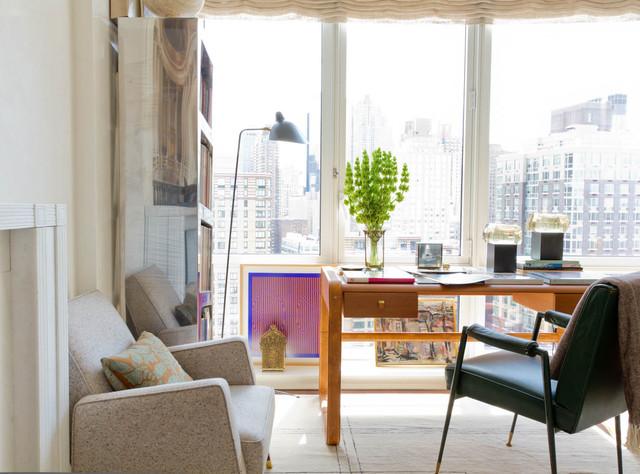 Le Bureau Prive: Raji Radhakrishan/Raji RM & Associates contemporary-home-office