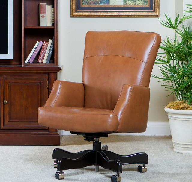 Leather Desk Chairs Executive Chairs Office Furniture Transitio