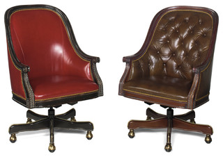 Leather Desk Chairs Executive Chairs Office Furniture