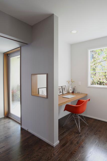 Leschi Remodel contemporary-home-office