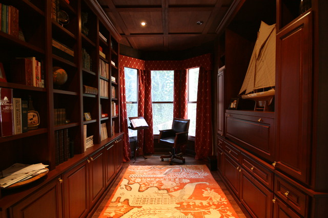 Library  home office