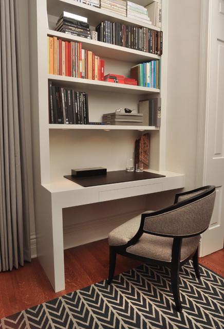 Lincoln Park Master Suite modern-bedroom