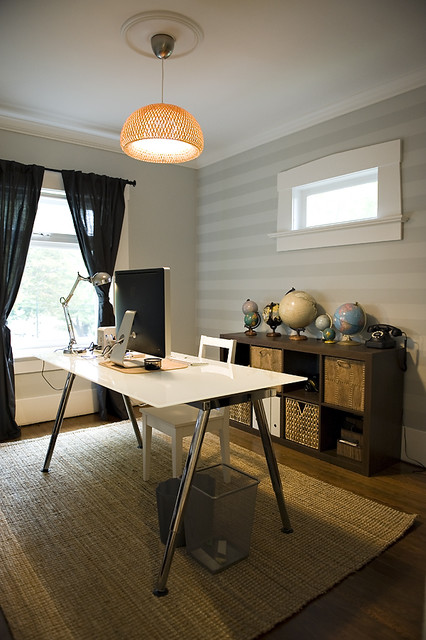 Lockette's Inspiring Home eclectic-home-office