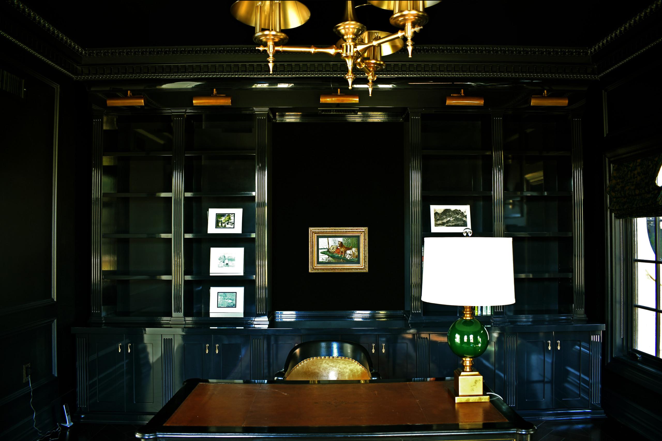 Long Island House - Home Office