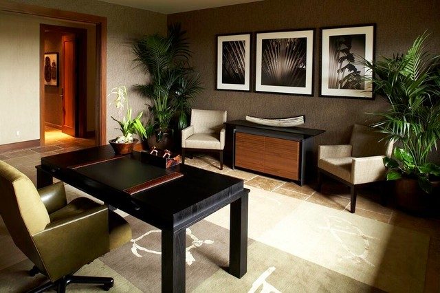 Lot 82 Tropical Home Office Hawaii By Gm