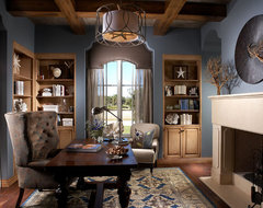 Mabelina traditional-home-office