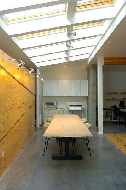 Mambo Palazzo - Modern - Home Office - Seattle - by Prentiss Balance Wickline Architects