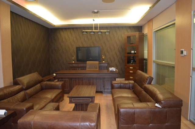 Manager room - Modern - Home Office - Other - by OCTIRAN